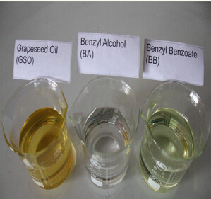 Solvents of Making Injectable Steroids Solution